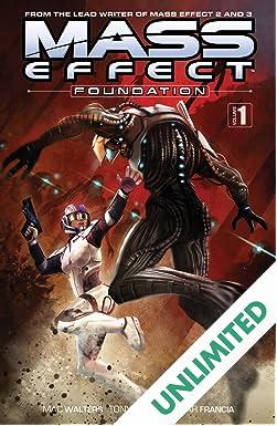 Mass Effect: Foundation Vol. 1
