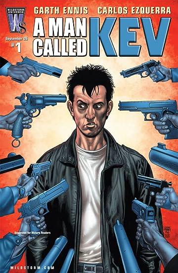 Man Called Kev #1 (of 5)