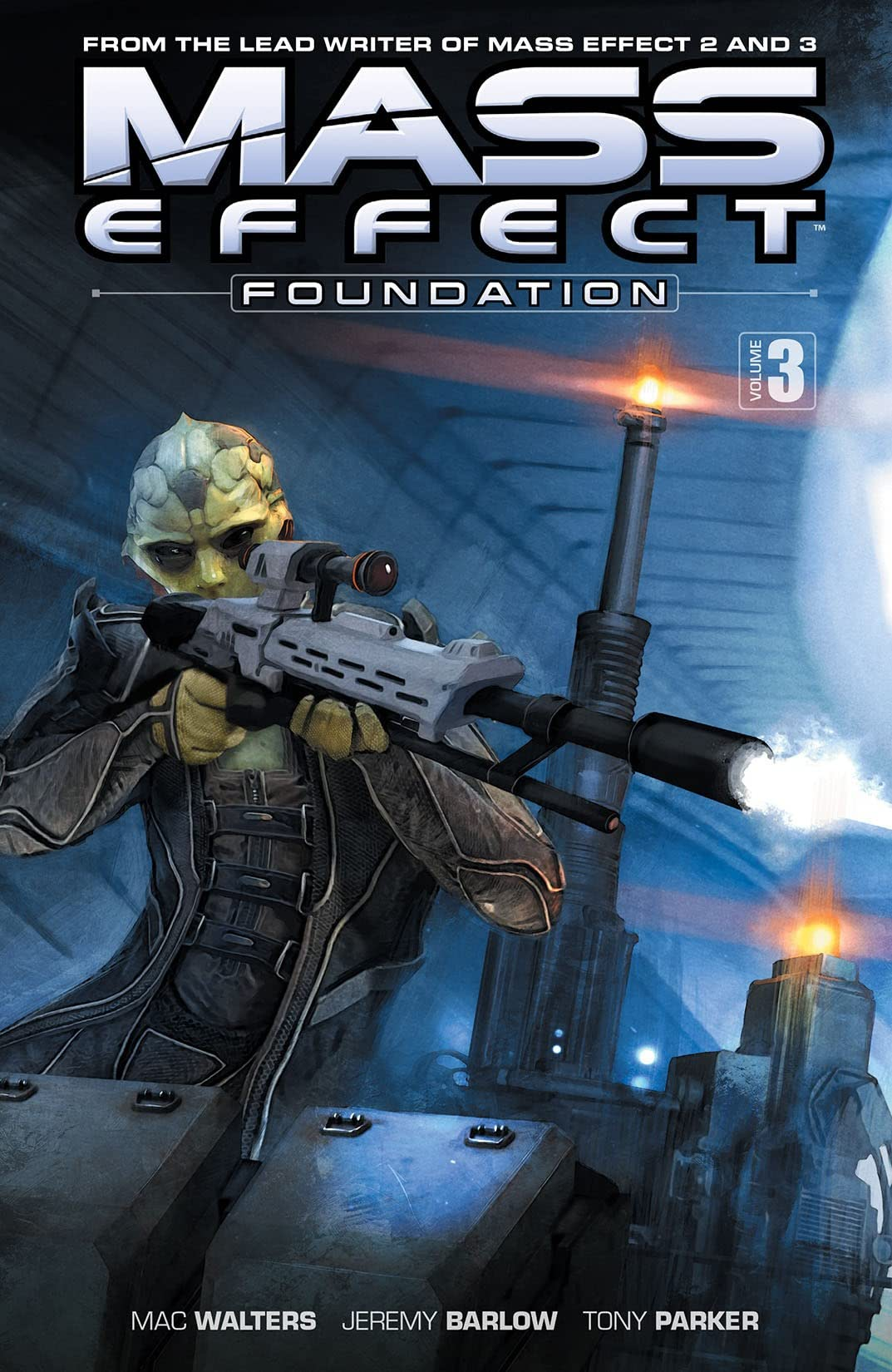 Mass Effect: Foundation Vol. 3