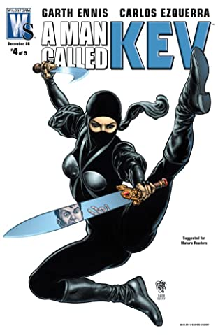 Man Called Kev No.4 (sur 5)