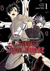 Neon Genesis Evangelion: Campus Apocalypse Vol. 1