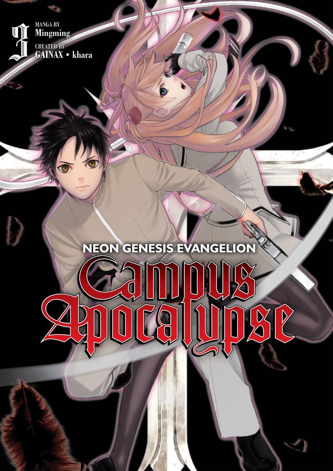 Neon Genesis Evangelion: Campus Apocalypse Vol. 3