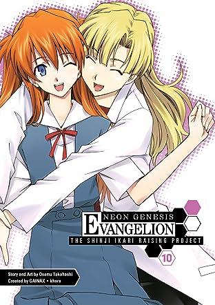 Neon Genesis Evangelion: Shinji Ikari Raising Project Vol. 10