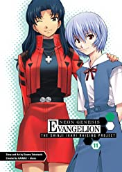 Neon Genesis Evangelion: Shinji Ikari Raising Project Vol. 11