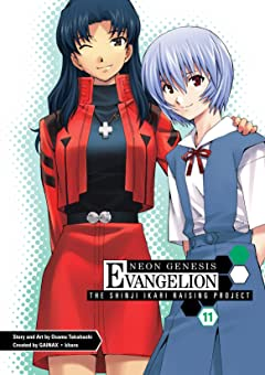 Neon Genesis Evangelion: Shinji Ikari Raising Project Vol. 11
