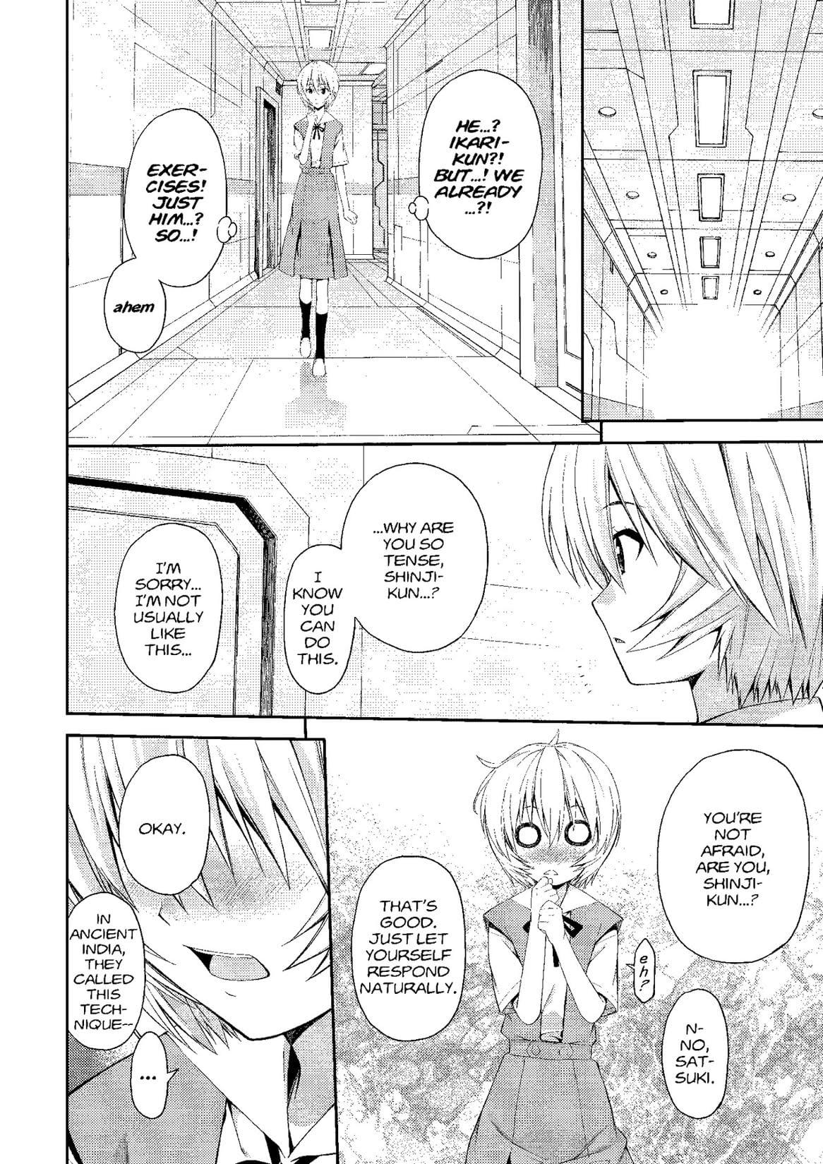 Neon Genesis Evangelion: Shinji Ikari Raising Project Vol. 15