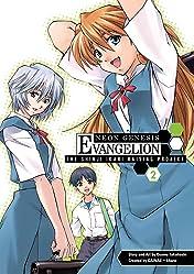 Neon Genesis Evangelion: Shinji Ikari Raising Project Vol. 2