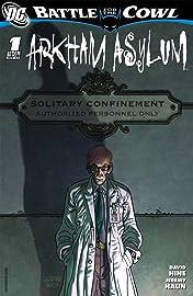 Batman: Battle For the Cowl- Arkham Asylum