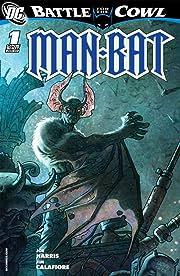 Batman: Battle For the Cowl- Man Bat