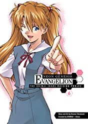 Neon Genesis Evangelion: Shinji Ikari Raising Project Vol. 6