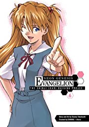 Neon Genesis Evangelion: Shinji Ikari Raising Project Vol. 6