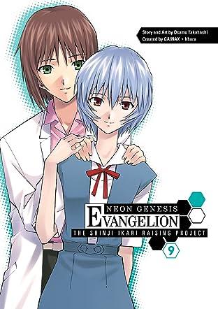 Neon Genesis Evangelion: Shinji Ikari Raising Project Vol. 9