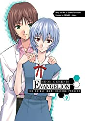 Neon Genesis Evangelion: Shinji Ikari Raising Project Vol. 9