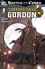 Batman: Battle For the Cowl- Commissioner Gordon #1