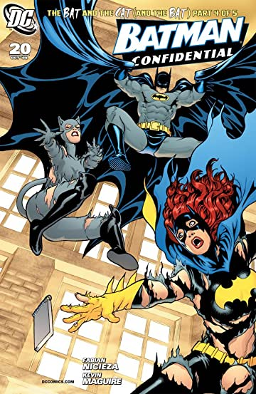 Batman Confidential (2006-2011) #20