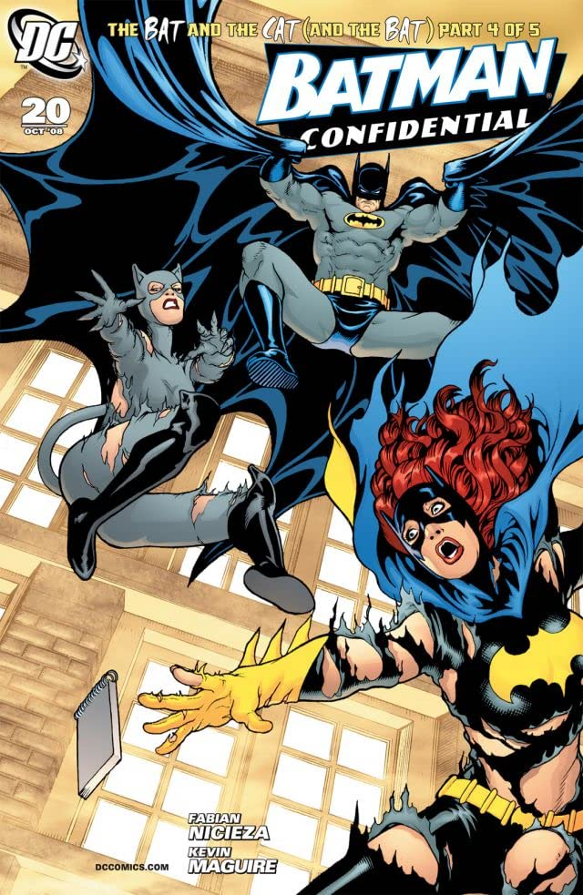 Batman Confidential #20