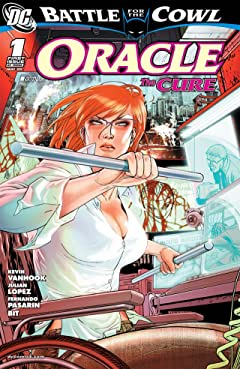 Oracle: The Cure #1 (of 3)