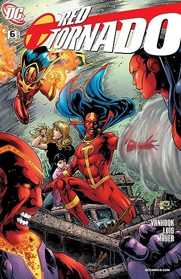 Red Tornado #6 (of 6)