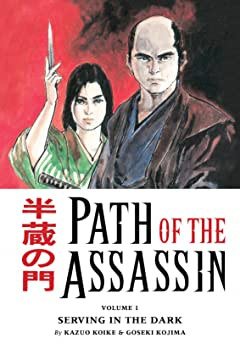 Path of the Assassin Vol. 1