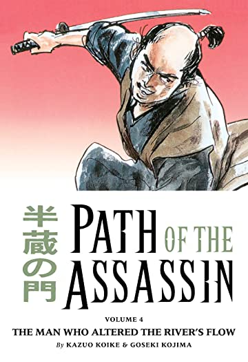 Path of the Assassin Vol. 4