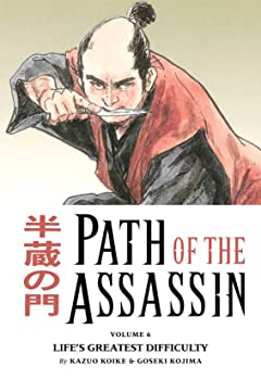 Path of the Assassin Vol. 6: Life's Greatest Difficulty