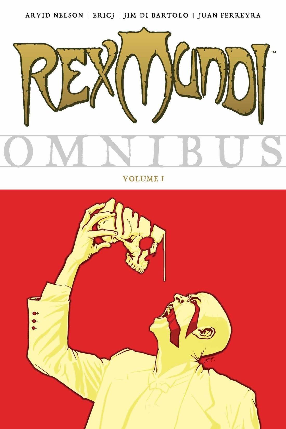 Rex Mundi Omnibus Vol. 1