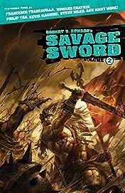 Robert E. Howard's Savage Sword Vol. 2