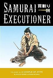 Samurai Executioner Vol. 10: A Couple of Jitte
