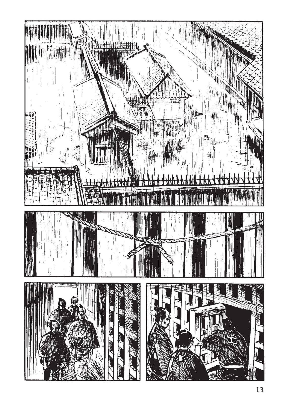 Samurai Executioner Vol. 5: Ten Fingers, One Life