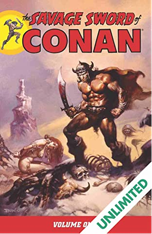 The Savage Sword of Conan Vol. 1