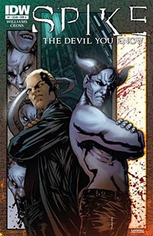 Spike: The Devil You Know #1