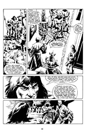 The Savage Sword of Conan Vol. 8