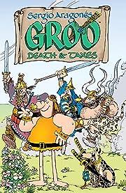 Sergio Aragones' Groo: Death and Taxes