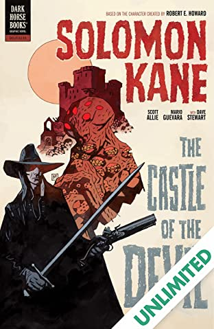 Solomon Kane Vol. 1: The Castle of the Devil