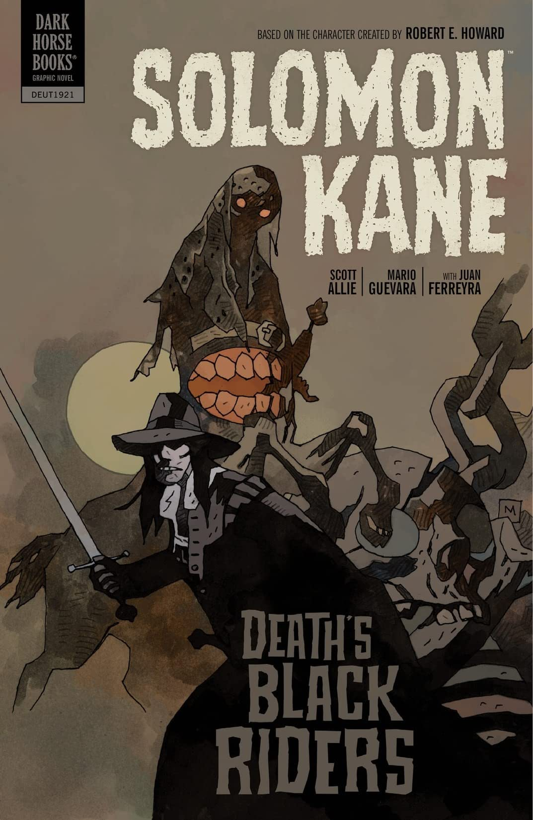 Solomon Kane Vol. 2: Death's Black Riders