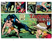 Tarzan Archives: The Joe Kubert Years Vol. 1
