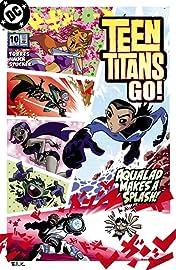 Teen Titans Go! (2004-2008) #10