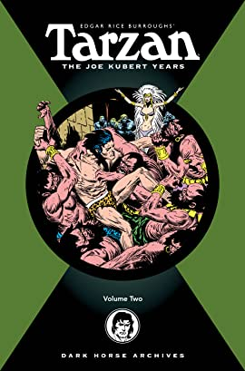Tarzan Archives: The Joe Kubert Years Vol. 2