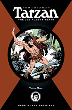 Tarzan Archives: The Joe Kubert Years Vol. 3