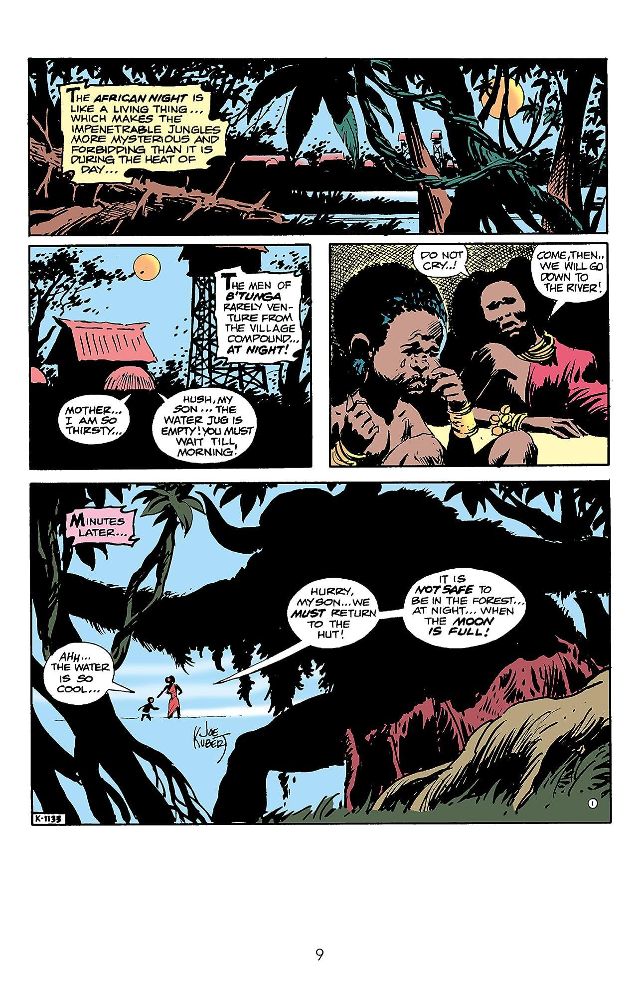 Tarzan Archives: The Joe Kubert Years Vol. 3