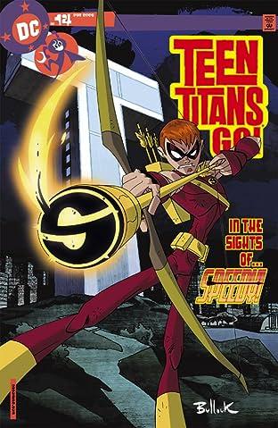 Teen Titans Go! (2004-2008) #14