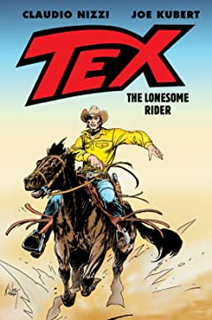 Tex: The Lonesome Rider