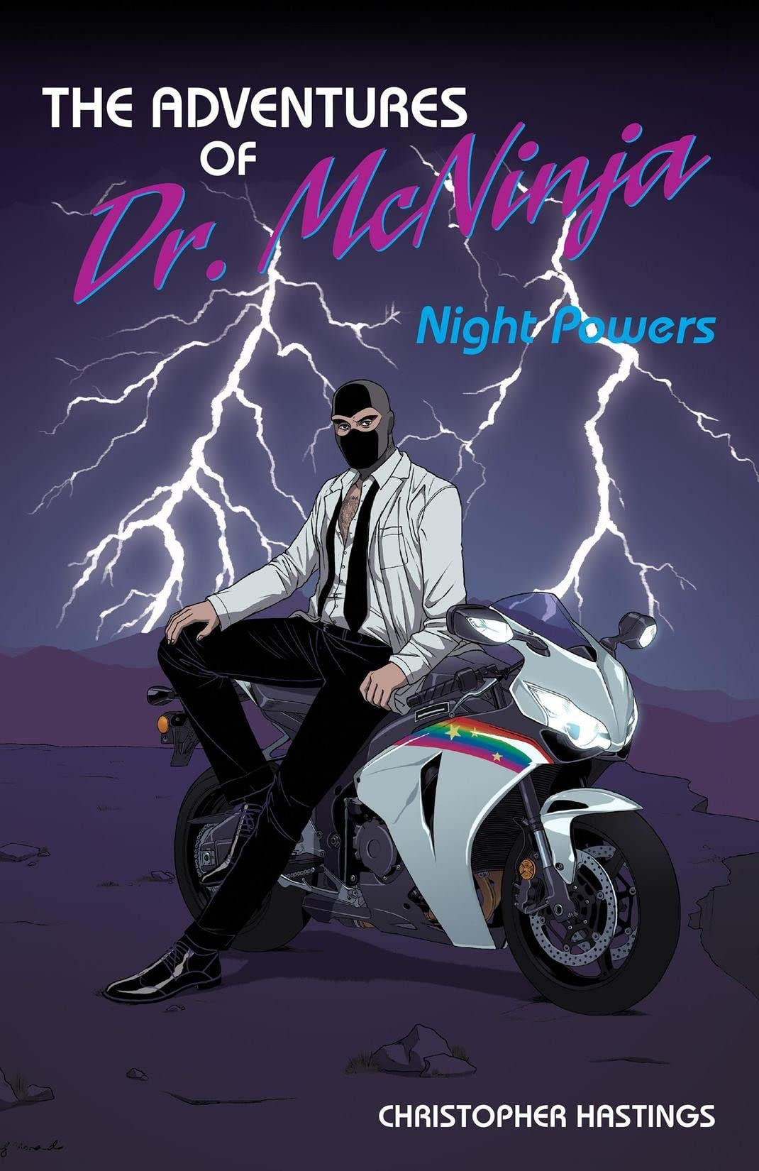 The Adventures of Dr. McNinja Vol. 1: Night Powers