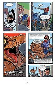 The Adventures of Dr. McNinja Volume 1: Night Powers