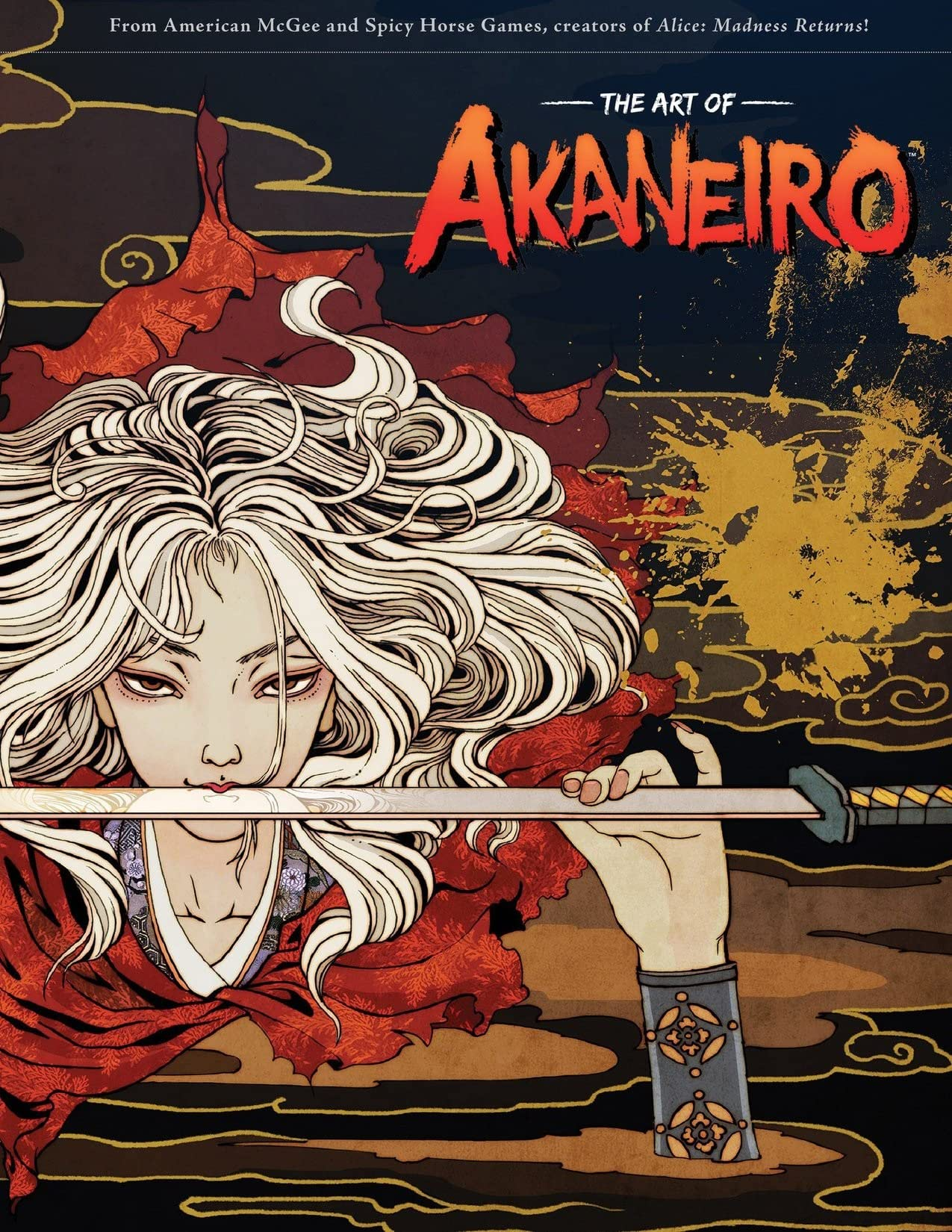 The Art of Akaneiro