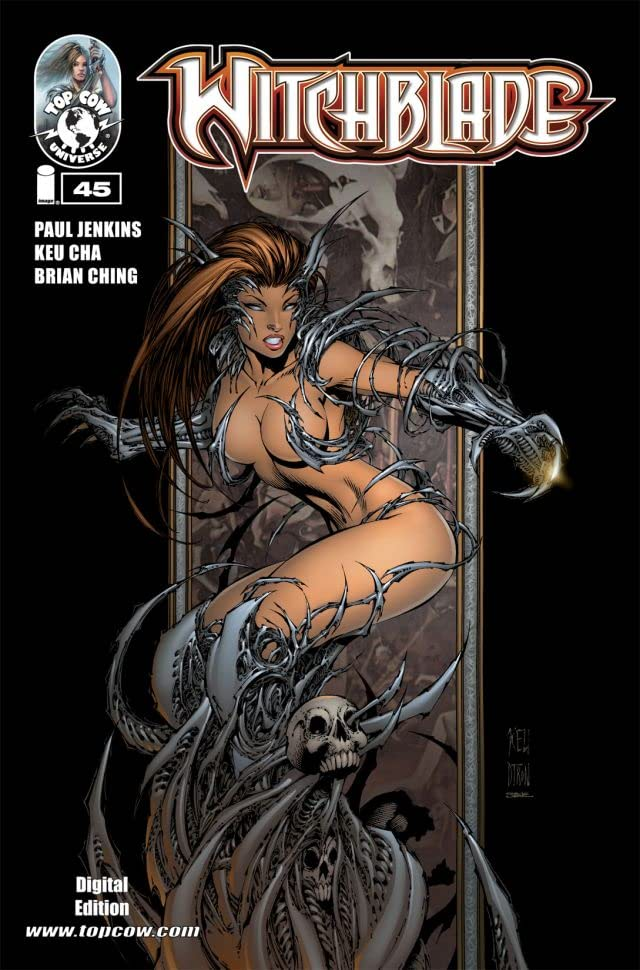 Witchblade #45