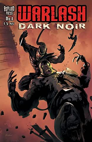 Warlash: Dark Noir No.1