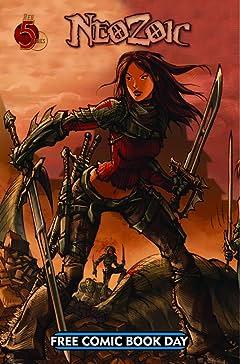 Neozoic: Free Comic Book Day 2010 Edition