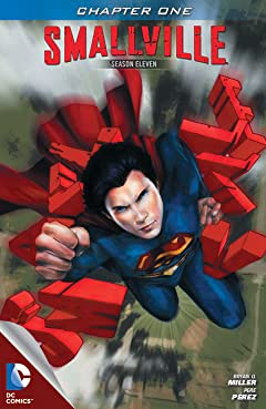 Smallville: Season 11 #1