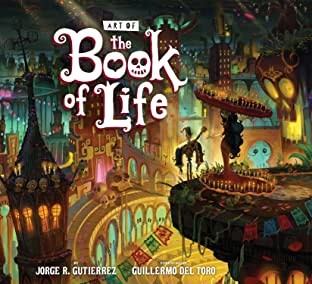 The Art of the Book of Life
